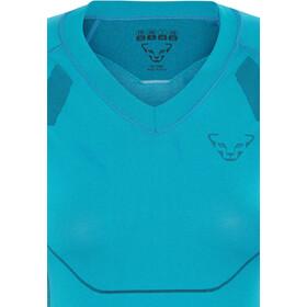 Dynafit Alpine - T-shirt course à pied Femme - bleu